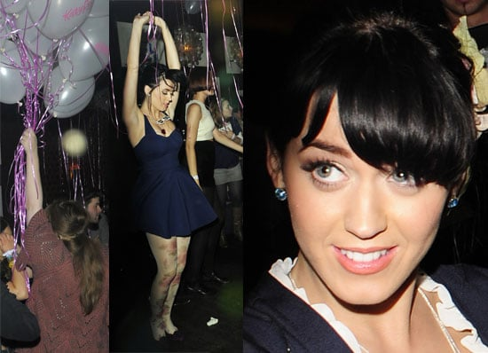 """Photos Of Adele and Katy Perry Partying In London Last Night, Plus McFly's Live Lounge Cover Of """"I Kissed A Girl"""""""