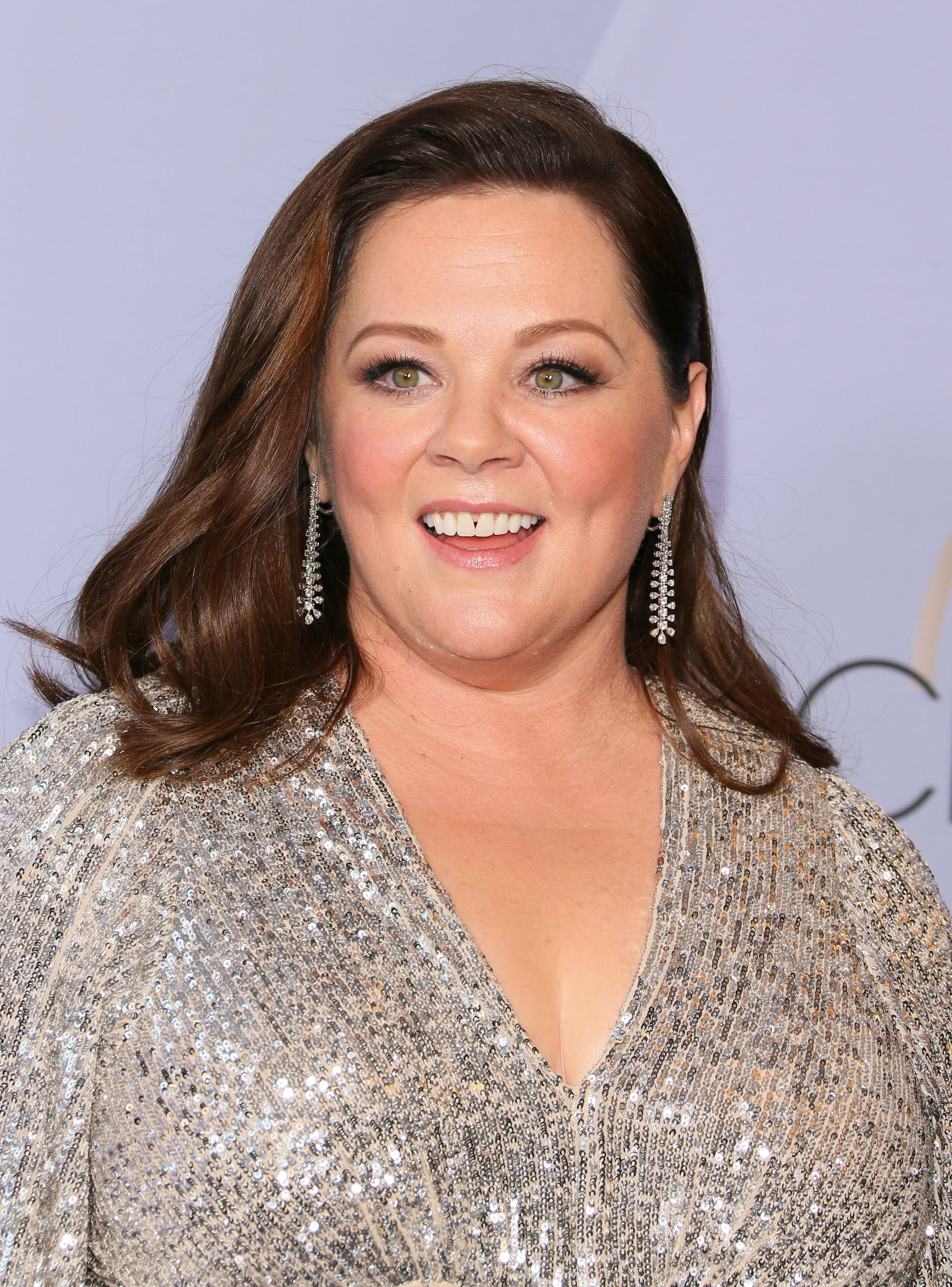 Melissa Mccarthy All Of The Sag Awards Hairstyles That