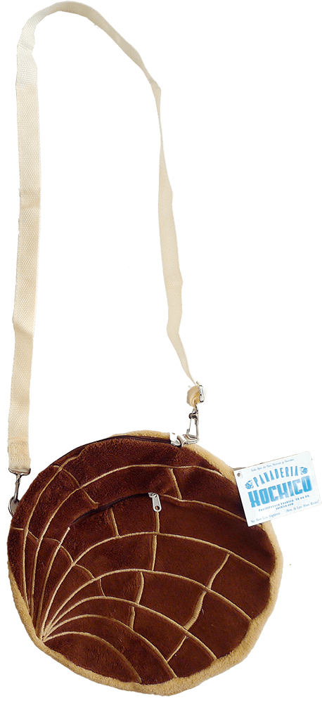 A shoulder bag that'll make a statement. Pan Dulce Shoulder Bag ($16)