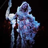 Kate Moss's Holographic Return at Alexander McQueen