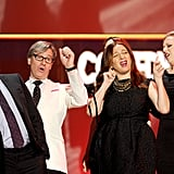 Judd Apatow, Paul Feig, Maya Rudolph, and Wendi McLendon-Covey