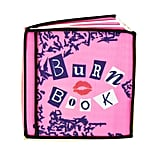 "Mean Girls ""Burn Book"" Cookie"