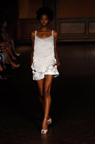 New York Fashion Week Key Color: White