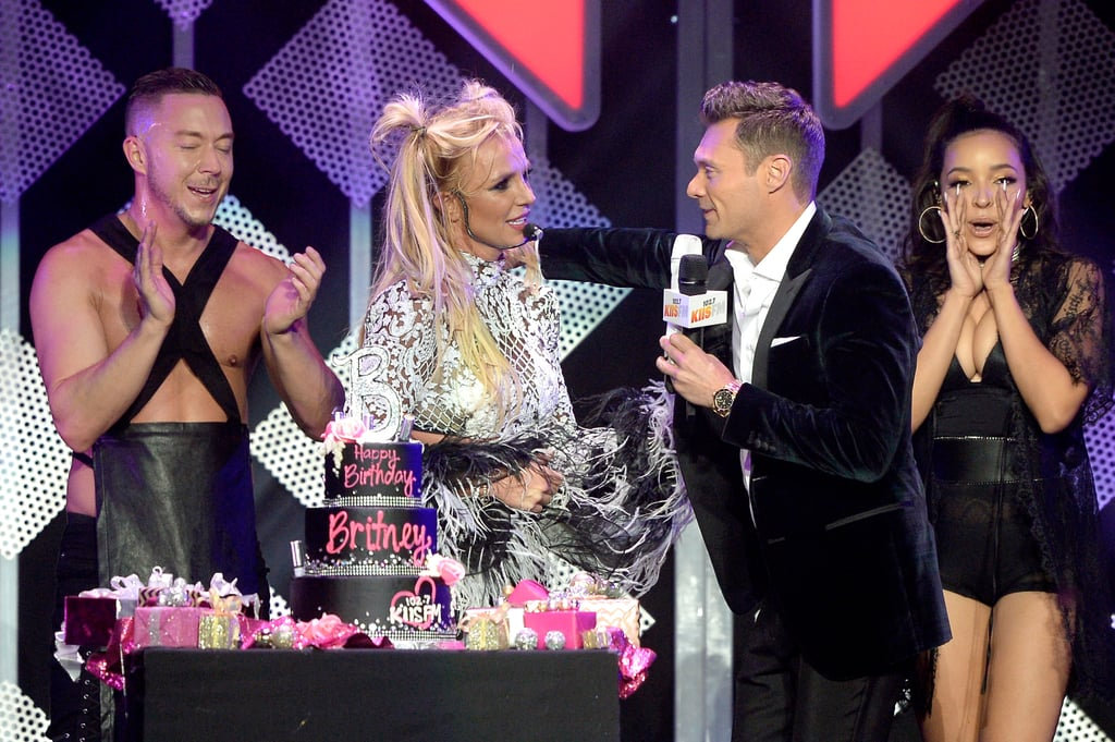 Britney Spears 35th Bi...