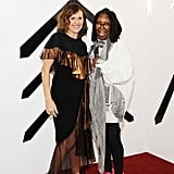 Molly Shannon and Whoopi Goldberg