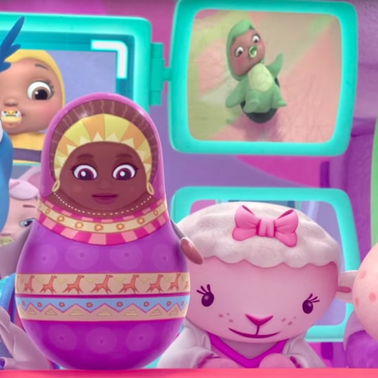 Doc McStuffins Toys Deliver Baby Dolls Episode July 2017