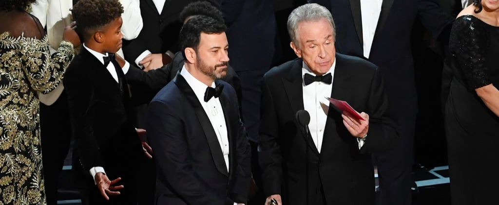 That Insane Mix-Up and 9 Other Moments We'll Never Forget From the 2017 Oscars