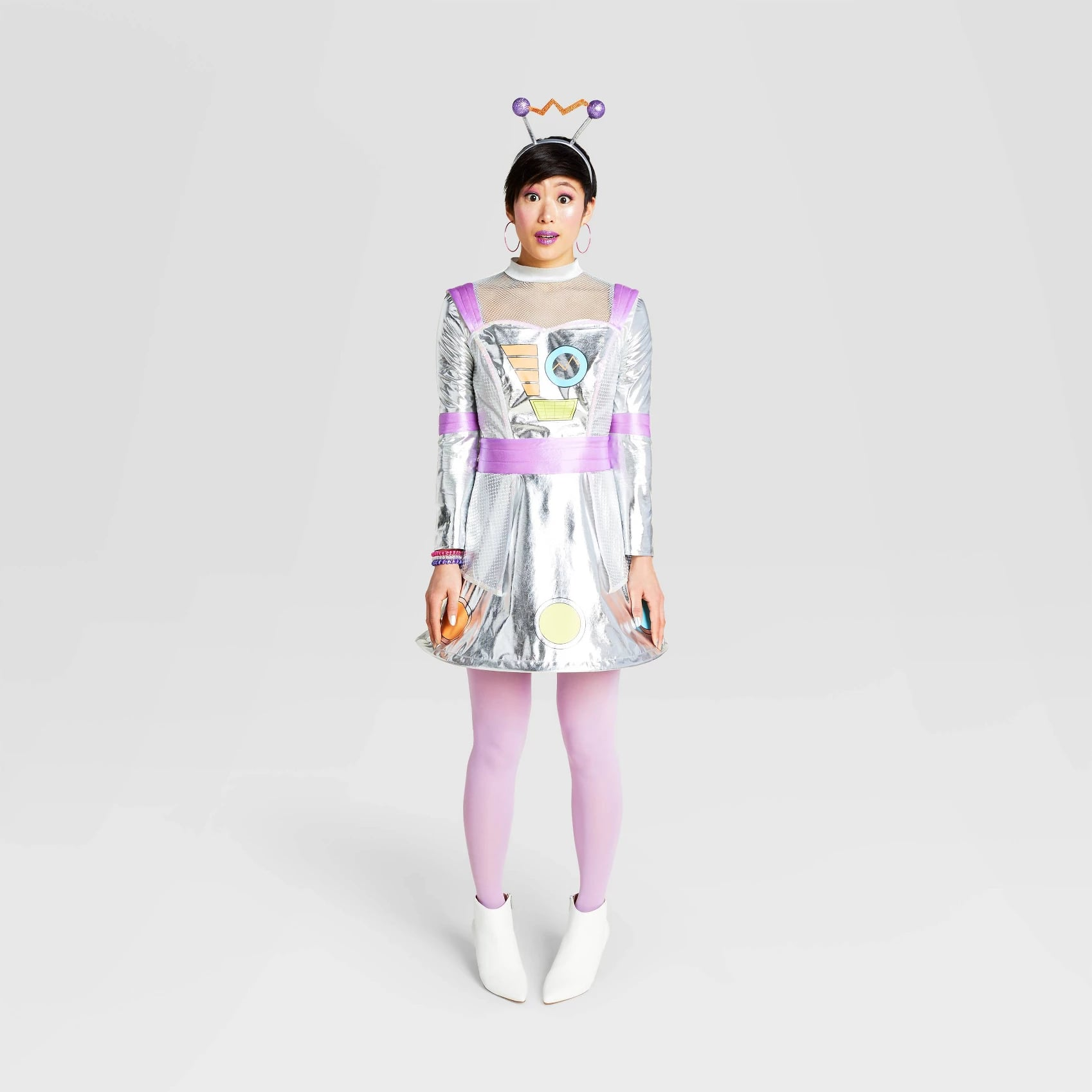 Costume Halloween Robot.Adult Robot Halloween Costume Target Has Halloween Costumes For The Whole Family Even Fido See 2020 S Best Popsugar Family Photo 63