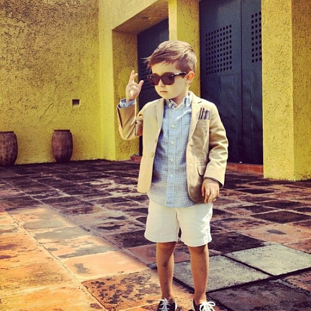 Alonso Mateo Instagram Style: Instagram Kids Fashion