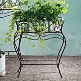 Rosalind Wheeler Faisan Plant Stand ($133)