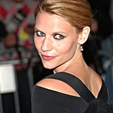 Claire's look was fully glamorous at the 2008 Met Gala, with a sexy updo and smudged black liner.