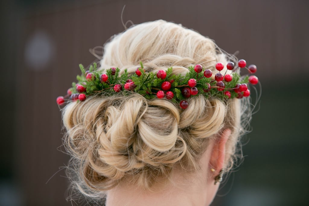 Holly Berry Crown