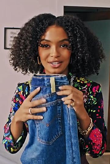 Yara Shahidi Names Zoey Johnson's Best Outfit on Grown-ish
