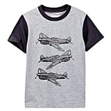 Toddler's Maury Plane Graphic Tee
