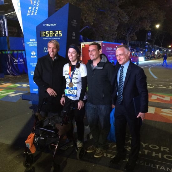 Woman Finishes NYC Marathon in Dark After Spinal Surgery