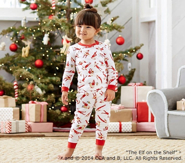 Pottery Barn Kids The Elf on the Shelf Pajamas