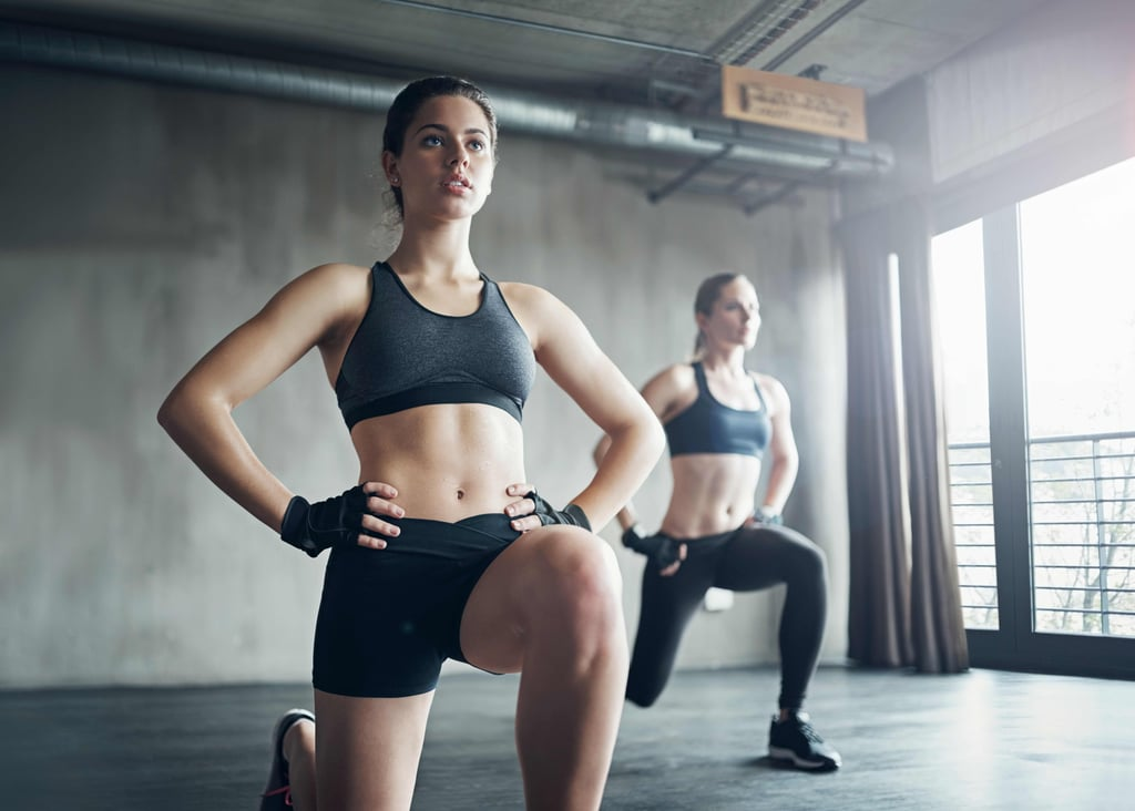 Try This Fat-Blasting, Full-Body Tabata Workout — It's Printable
