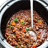 Slow-Cooker Beef Chili