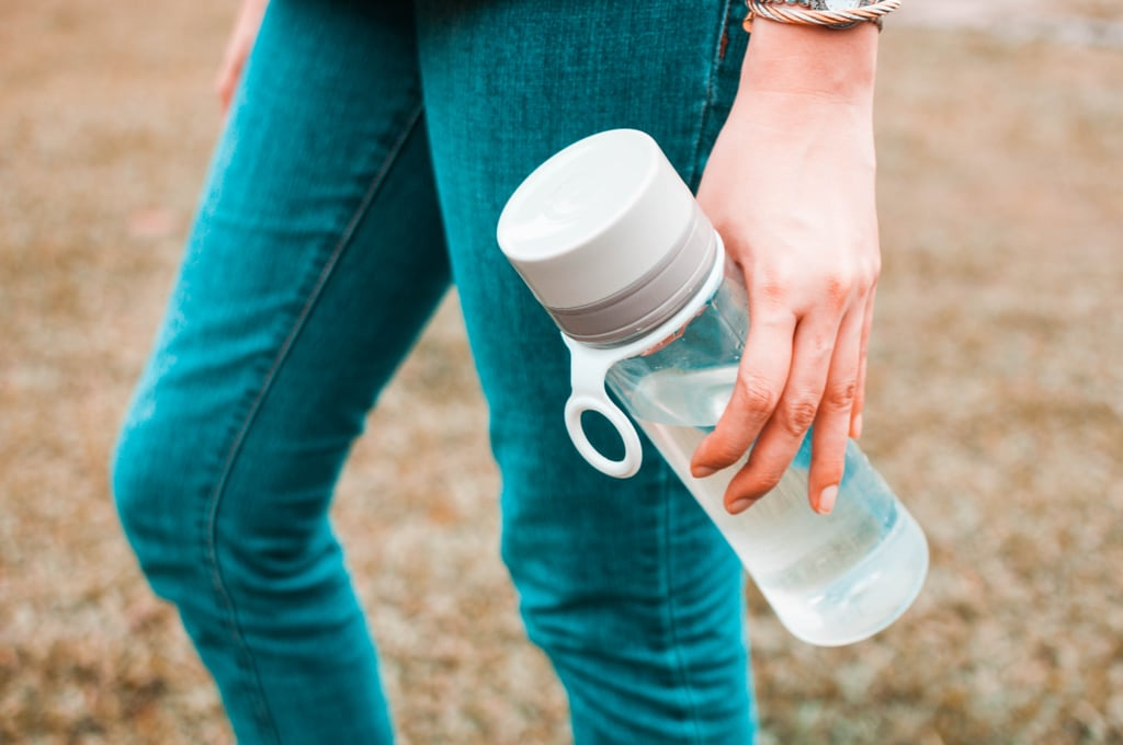 Moldy Water Bottle