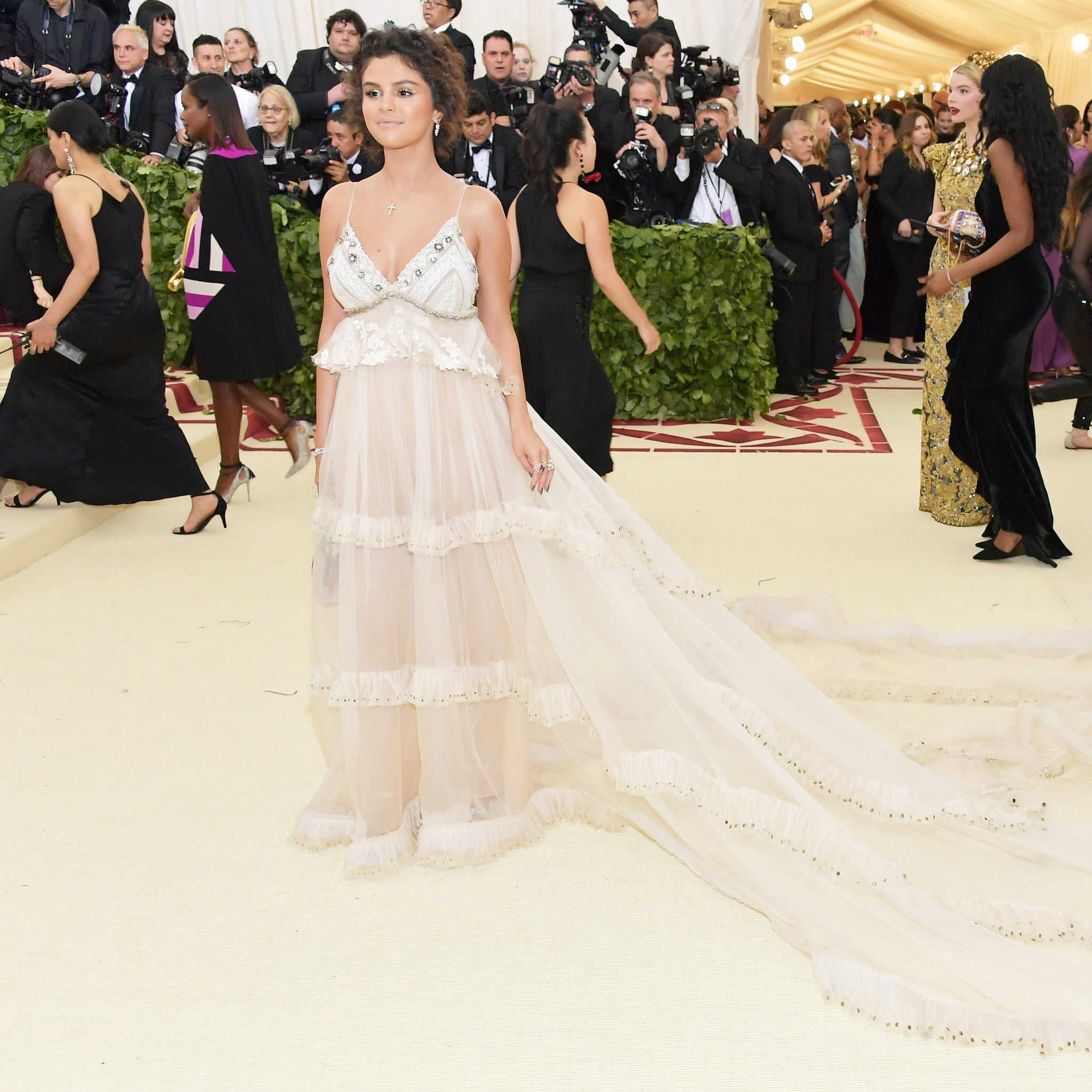 Image result for selena gomez met gala
