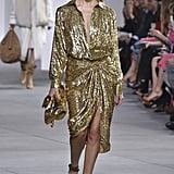 The Look Debuted on the Michael Kors Collection Fall 2017 Runway
