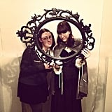 Moaning Myrtle and Helena Ravenclaw