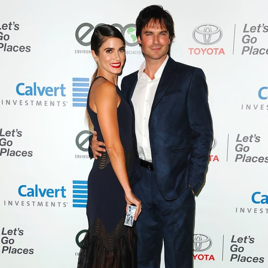 Ian Somerhalder Quotes About Nikki Reed October 2016