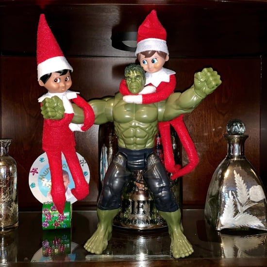 Elf on the Shelf Ideas For 2 Elves