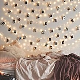 50 LED Photo Clip String Lights