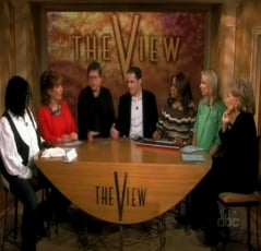 Biz Stone and Evan Williams Talk About Twitter Being Bought By Apple on The View