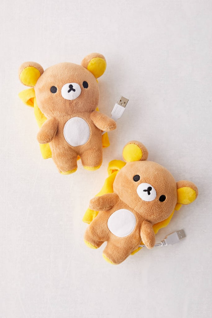 Teddy Bear Hand Warmers