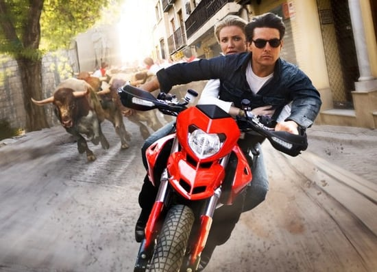 Knight and Day Movie Review Starring Tom Cruise and Cameron Diaz