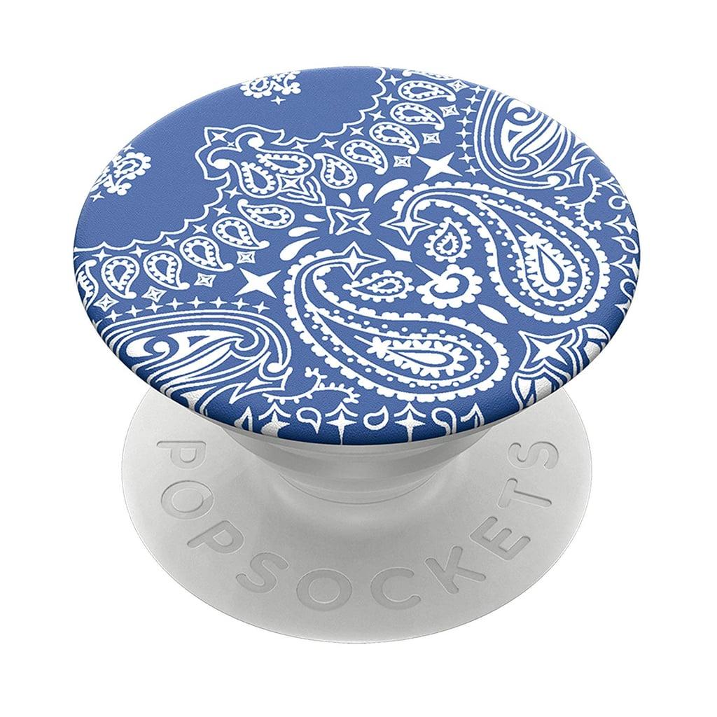Blue Bandana PopSocket