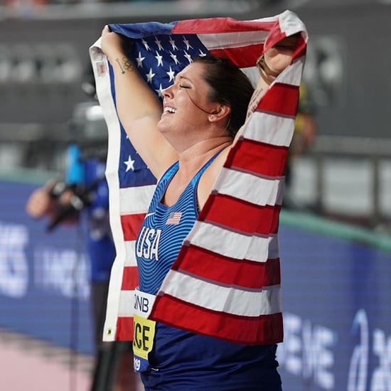 DeAnna Price Wins the Hammer Throw World Title 2019