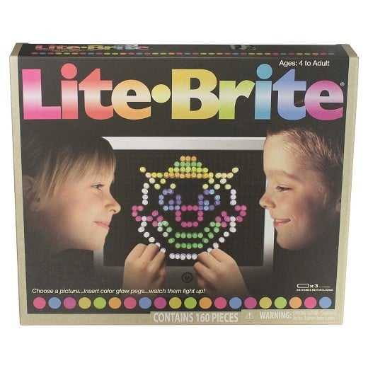 For 3-Year-Olds: Lite Brite Magic Screen