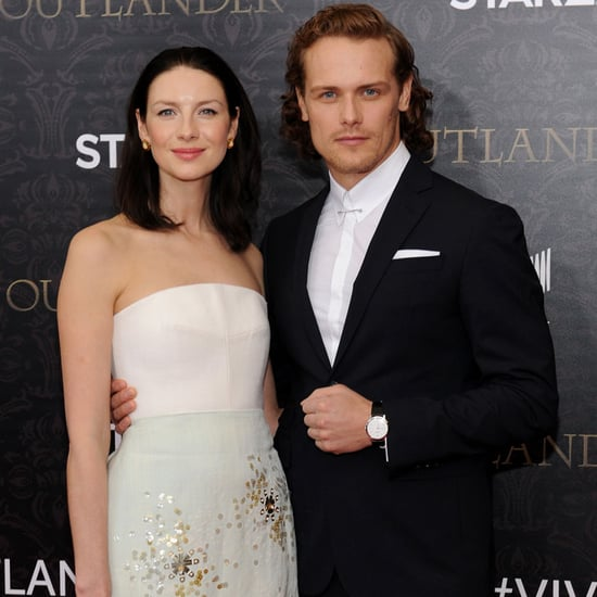 Outlander Cast Red Carpet Photos April 2016