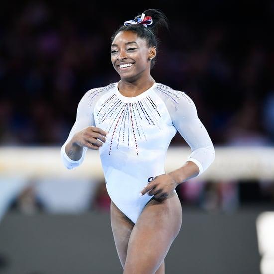 Simone Biles Responds to Birthday Tweet From USA Gymnastics