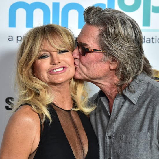 Goldie Hawn's Birthday Instagram For Kurt Russell 2018
