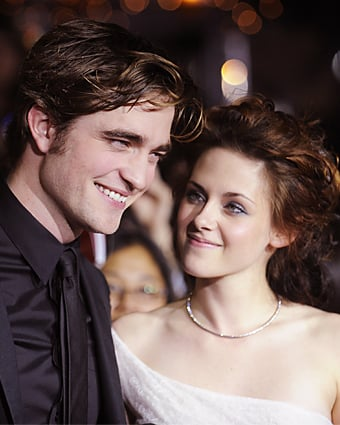 Robert Pattinson: Kristen Stewart's Twilight Wedding Dress Is 'Very Pretty'