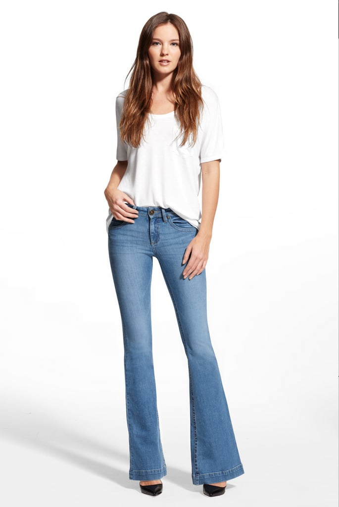 DL1961 Joy the Flare Jean ($168)
