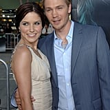 One Tree Hill fanatics may know Sophia Bush and Chad Michael Murray exchanged vows in April 2005 but sadly split after only five months of marriage.