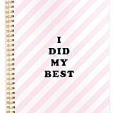 "BAN.DO ""Rough Draft — I Did My Best"" Notebook (£7)"
