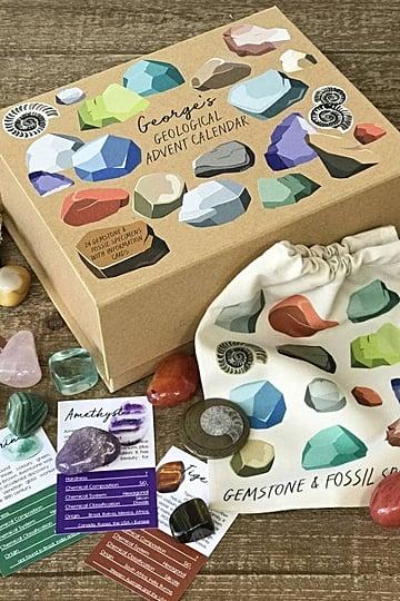 Crystal Gemstone Advent Calendar