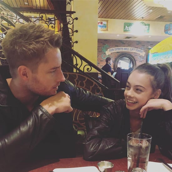 Justin Hartley's Daughter Is Dating, and He's Not Too Happy