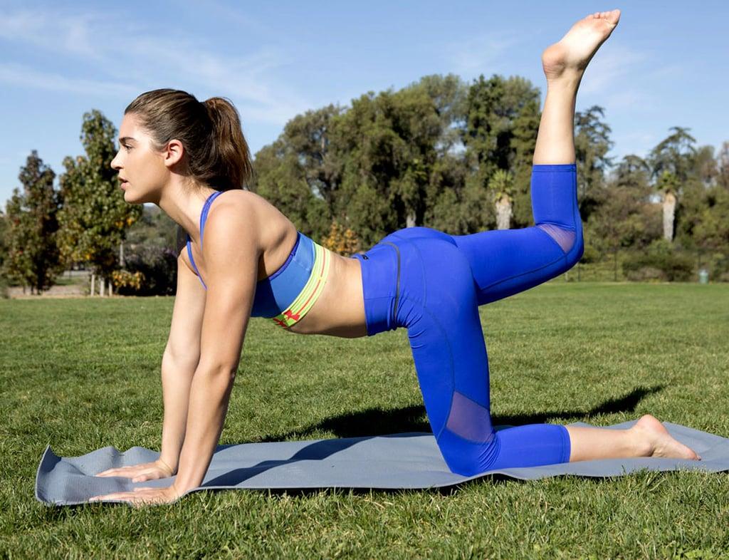 15-Minute Butt Circuit Workout