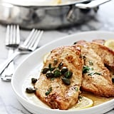 5-Ingredient Chicken Piccata