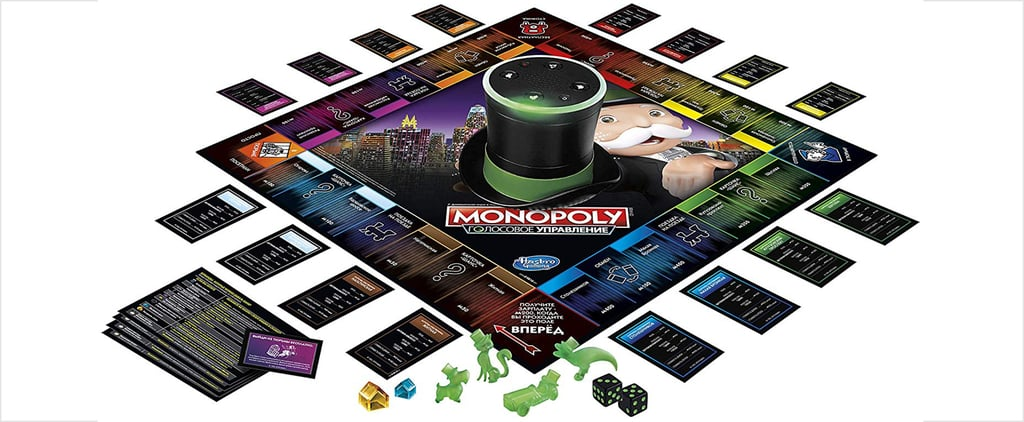 Monopoly Voice-Controlled AI Banker