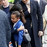 Related:                                                                                                           Meghan Looks More Radiant Than Ever as She and Harry Step Out in the London Sunshine