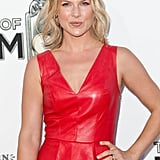 Ali Larter attended the opening night gala of The Book of Mormon.