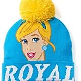 """Cinderella """"Royal"""" Pom-Pom Beanie"""